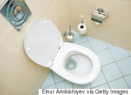 De vieilles toilettes pour ramener les huîtres à New York