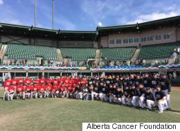 Edmonton Tries To Break Record With 3-Day Baseball Game