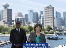 B.C. Foreign Buyers Tax Isn't Going Anywhere, Premier Says