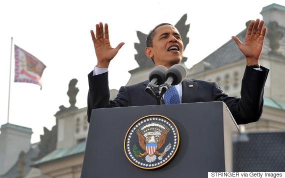 praha obama 2009