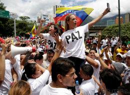 La oposición venezolana vuelve este a las calles