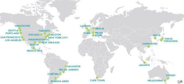 L'appel pour le climat de 30 maires du monde entier à l'occasion du G20