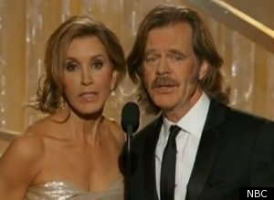 Felicity Huffman William H Macy