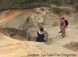 L'hommage des internautes à un célèbre rocher vandalisé