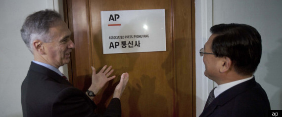 Ap North Korea