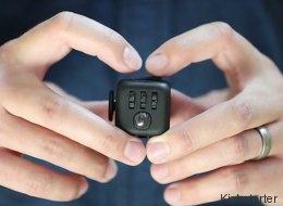 Le drôle de cube censé vous déstresser au bureau