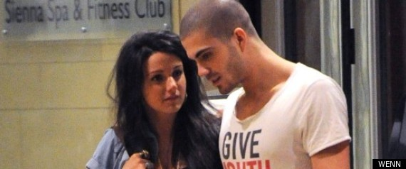 Michelle Keegan Fuming Over Max George Split Speculation