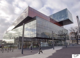Halifax Library Makes World's Most Beautiful List Because Look At It