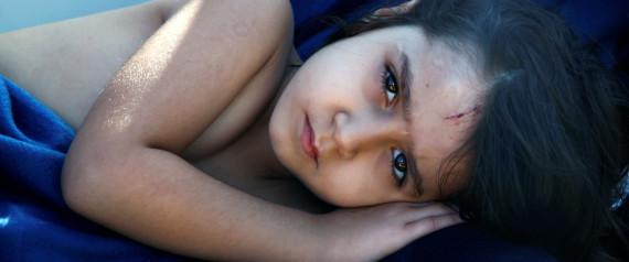 CHILDREN REFUGEE SYRIAN