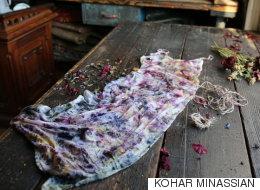 Cette designer utilise des déchets pour créer des vêtements