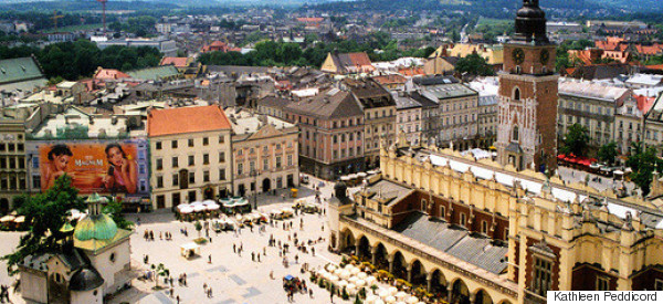 Exploring Poland's Culture Capital -- Krakow's Market Square