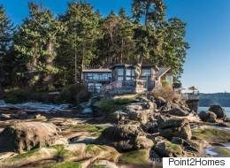 B.C. Island Homes Are Pretty And Expensive. Just Like Vancouver.