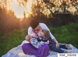 27 photos incroyables de deux seins pour deux bébés (PHOTOS/VIDÉO)
