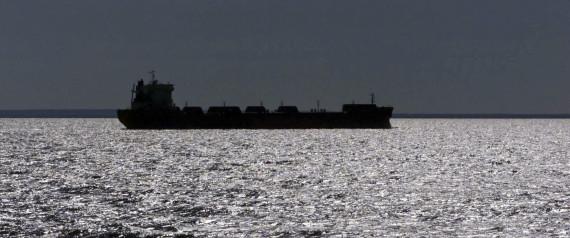 FREIGHTER SHIP