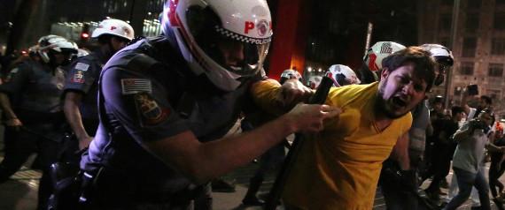 PROTEST SAO PAULO