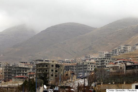 madaya syria