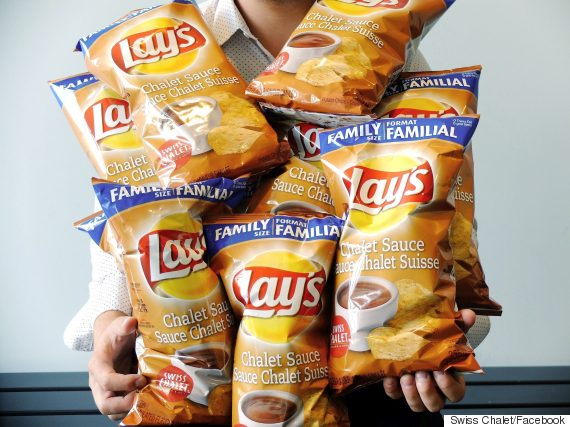 lays swiss chalet chips