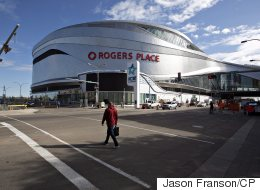 Edmonton's New Arena Is Finally Open