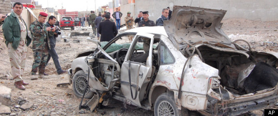 Iraq Car Bomb Attacks