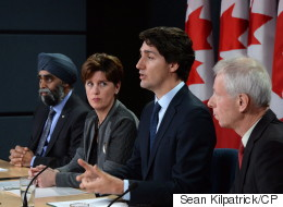 Liberals Won't Hold Vote On Peacekeeping Missions: Ministers