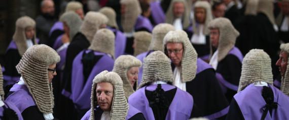 BRITAIN COURTS WIGS