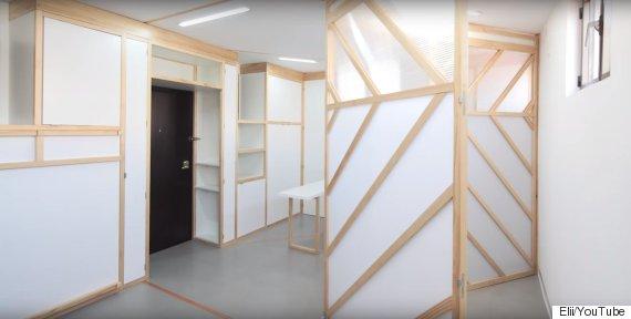 origami walls