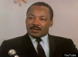 Mlk Jr Mike Douglas Show