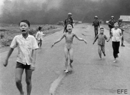 Polémica contra Facebook en Noruega por censurar foto de 'La niña del napalm'