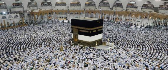 PILGRIMAGE MUSLIM