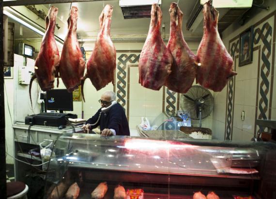 egypt butcher