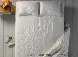 Esto es lo que ocurre si no cambias las sábanas con demasiada frecuencia