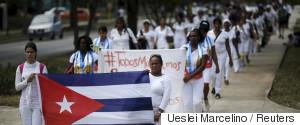 LADIES IN WHITE CUBA
