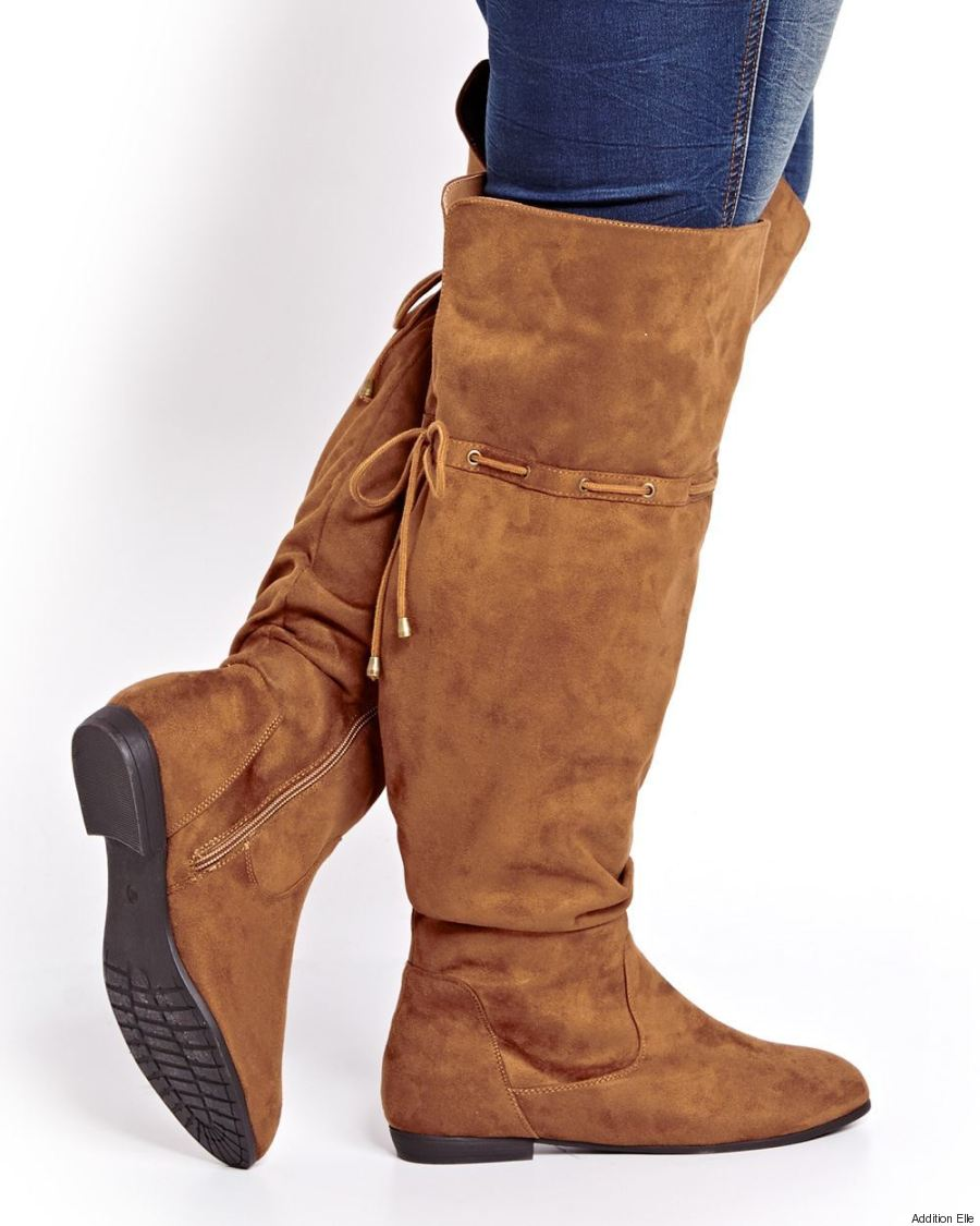 Over Knee Boots for Big Calves