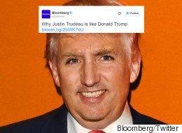 Trudeau-Trump Mashup Is Made Out Of 100% Nightmare Juice