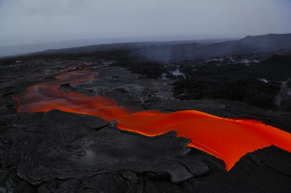earth volcano