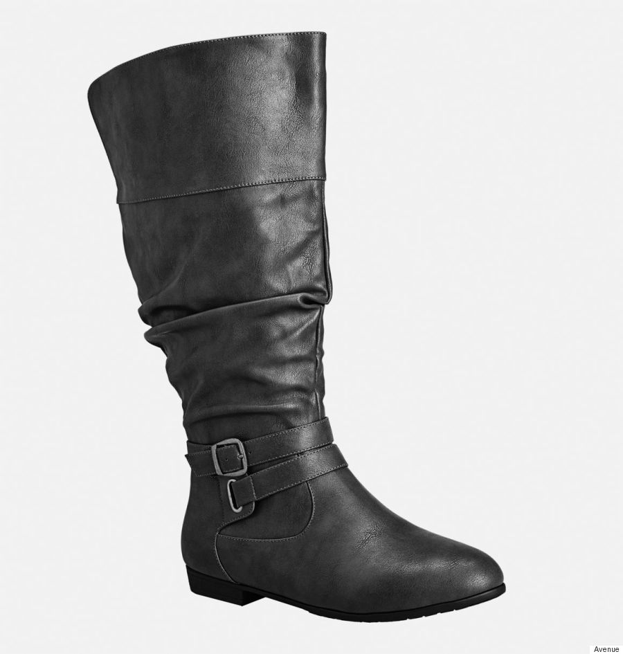 My Curves Have No Bounds: Where To Shop For Wide Calf Boots