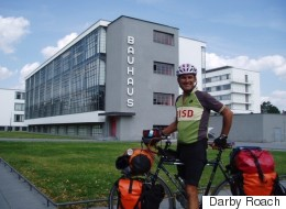 How I Rebooted My Life At Age 62 By Cycling Around The World