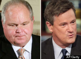 Rush Limbaugh Joe Scarborough