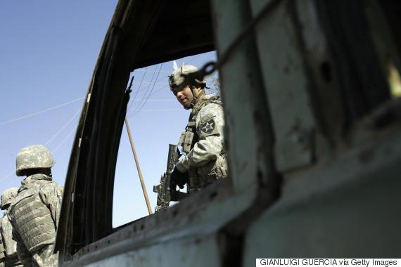 iraqis morn