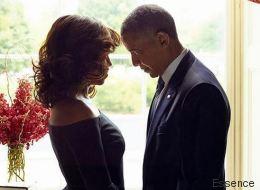 Cette photo du couple Obama affole les internautes (VIDÉO)