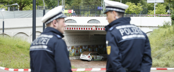 POLICE GERMAN