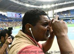 Este es el fotógrafo ciego de los Juegos Paralímpicos de Río