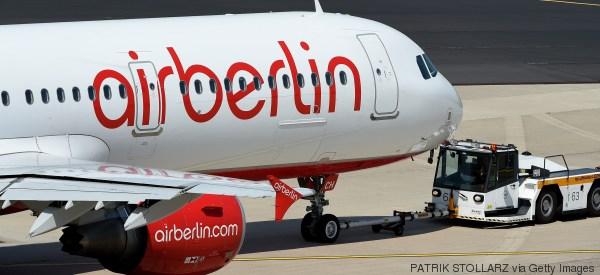 Air Berlin meldet Insolvenz an
