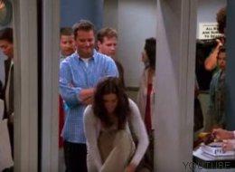 ¿Has visto la escena eliminada de 'Friends' tras el 11-S? (VÍDEO)