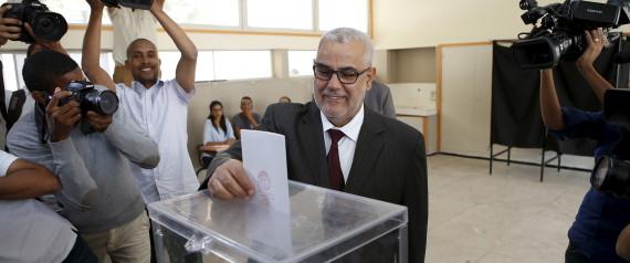 BENKIRANE VOTE