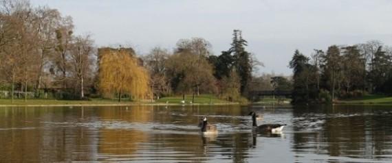 Apr s le bassin de la villette la baignade dans le lac daumesnil envisag e paris - La poste daumesnil ...