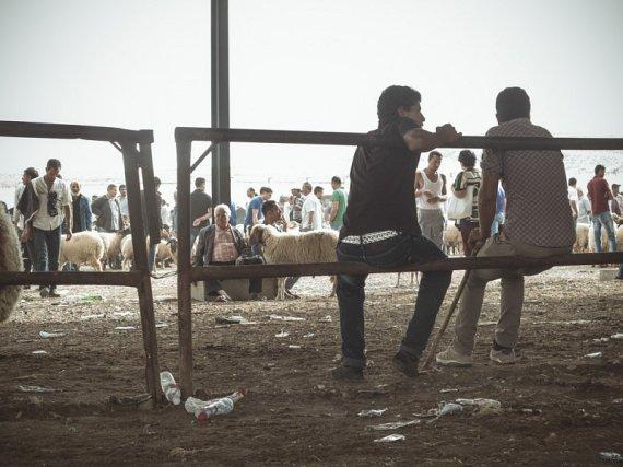 Les musulmans fêtent l'Aïd-el-Kébir ce lundi