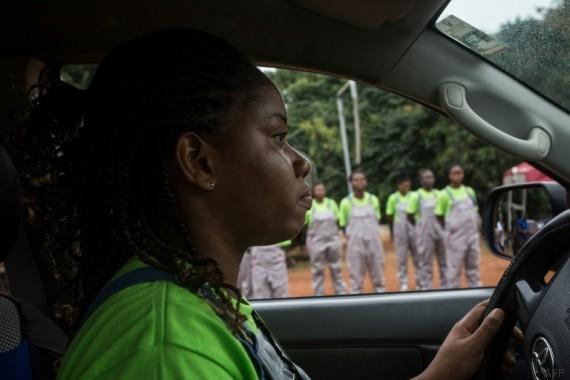 ghana femmes