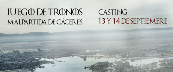 CASTING JUEGO TRONOS