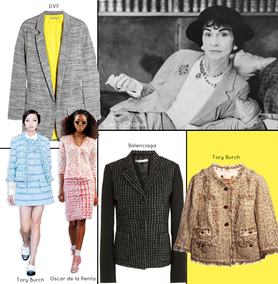 2ca2c23f73f9 Tweed Jackets That Every Girl Should Own (PHOTOS) | HuffPost Life